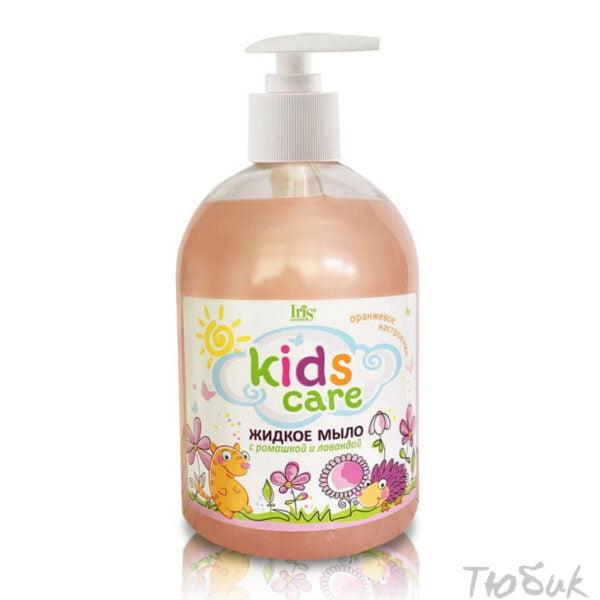 Жидкое мыло с ромашкой и лавандой