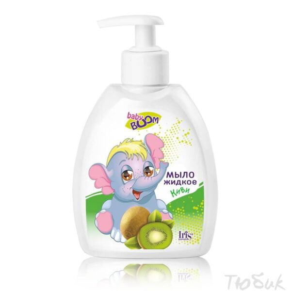 Детское жидкое мыло киви Iris
