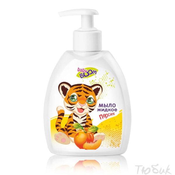 Детское жидкое мыло персик Iris