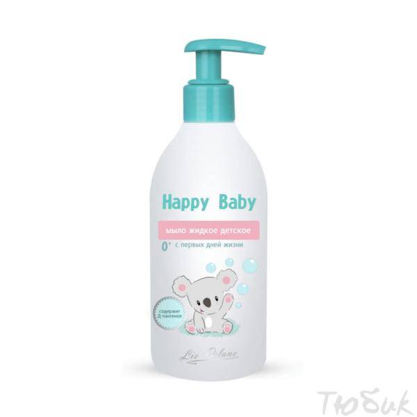 Жидкое мыло детское Happy Baby